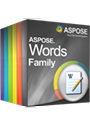 Aspose.Words Product Family