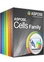 Aspose.Cells Product Family