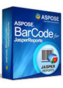 Aspose.BarCode for JasperReports