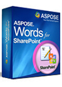 Aspose.Words for SharePoint